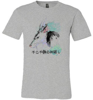 The Dragon And The Girl-Anime Shirts-Donnie Illustrateur|Threadiverse