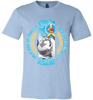 The Element Of Freedom-Animation Shirts-Kempo24|Threadiverse