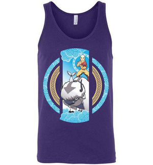 The Element Of Freedom-Pop Culture Tank Tops-Kempo24|Threadiverse