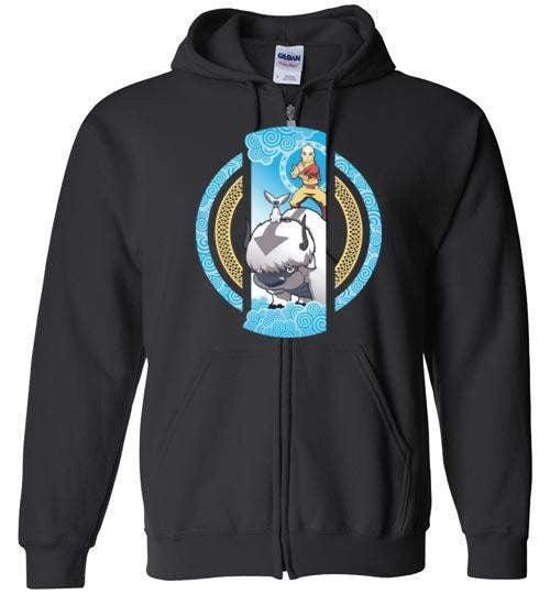 The Element Of Freedom-Animation Hoodies-Kempo24|Threadiverse