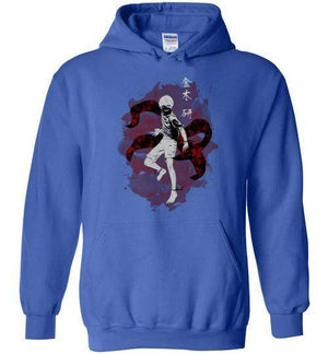 The Ghoul Inside-Anime Hoodies-Ddjvigo|Threadiverse