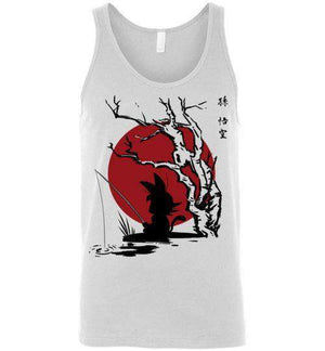 The Little Hero-Anime Tank Tops-Ddjvigo|Threadiverse