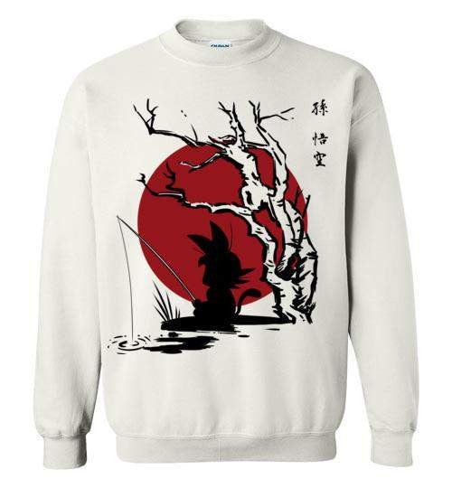 The Little Hero-Anime Sweatshirts-Ddjvigo|Threadiverse