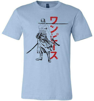 The Pirate Hunter-Anime Shirts-Ddjvigo|Threadiverse