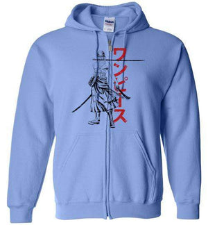 The Pirate Hunter-Anime Hoodies-Ddjvigo|Threadiverse