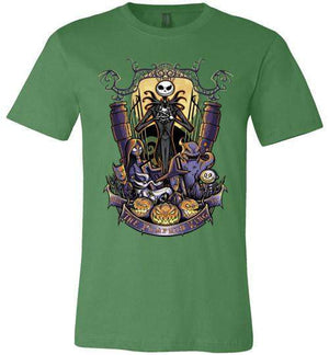 The Pumpkin King-Animation Shirts-TrulyEpic|Threadiverse