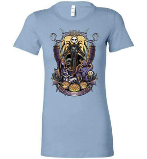 The Pumpkin King-Animation Women's Shirts-TrulyEpic|Threadiverse