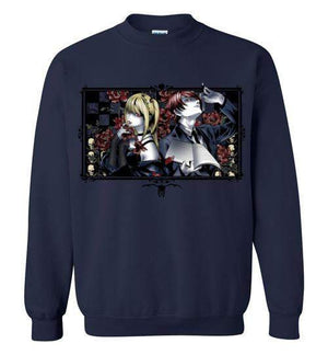 This World Is Rotten-Anime Sweatshirts-Ddjvigo|Threadiverse
