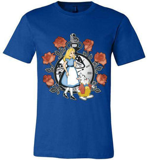 Time For Wonderland-Animation Shirts-Kempo24|Threadiverse