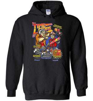 Time Loops-Pop Culture Hoodies-Punksthetic Designs|Threadiverse