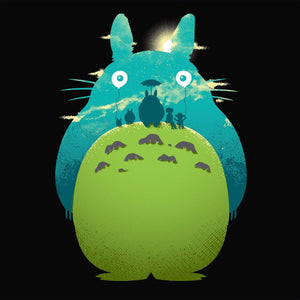 Totoro's Day Out-Anime Shirts-Hyperlixir|Threadiverse
