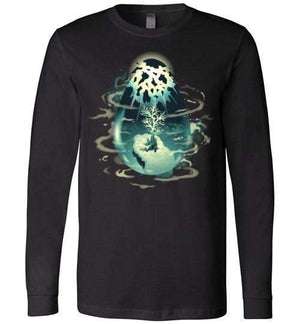 Trigger Of Life-Gaming Long Sleeves-Hyperlixir|Threadiverse