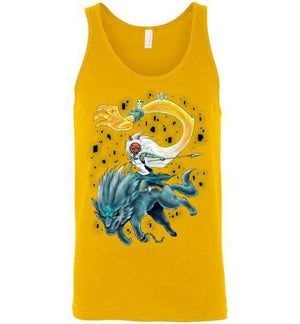 Twilight Mononoke-Gaming Tank Tops-Barrett Biggers|Threadiverse