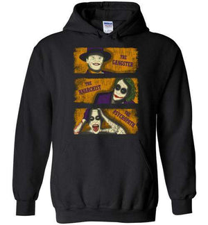 Types Of Clowns-Comics Hoodies-Ddjvigo|Threadiverse