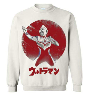 Ultra Crusader-Pop Culture Sweatshirts-Ddjvigo|Threadiverse