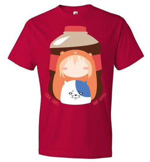 Umaru And Chill-Anime Shirts-Rhuna|Threadiverse