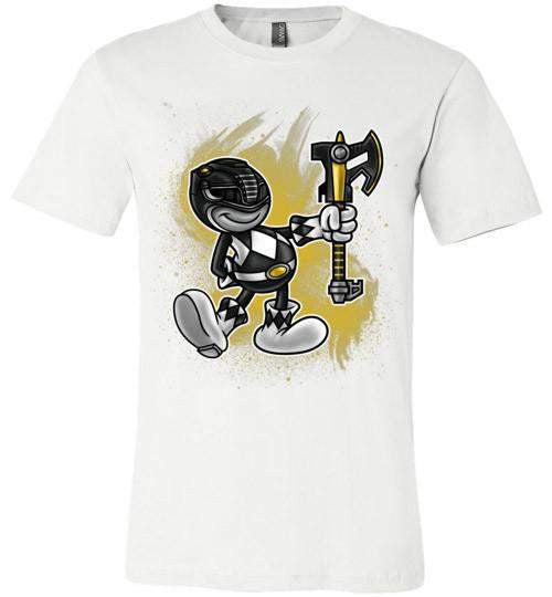 Vintage Black Ranger-Pop Culture Shirts-Punksthetic Designs|Threadiverse