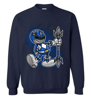 Vintage Black Ranger-Pop Culture Sweatshirts-Punksthetic Designs|Threadiverse