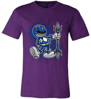 Vintage Blue Ranger-Pop Culture Shirts-Punksthetic Designs|Threadiverse