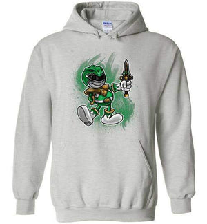 Vintage Green Ranger-Pop Culture Hoodies-Punksthetic Designs|Threadiverse