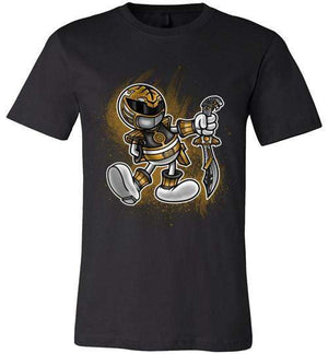Vintage White Ranger-Pop Culture Shirts-Punksthetic Designs|Threadiverse