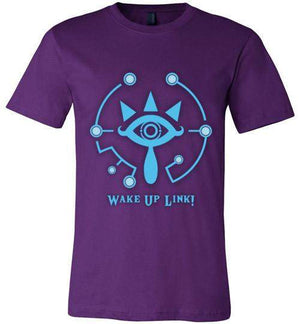 Wake Up Link-Gaming Shirts-kempo24|Threadiverse