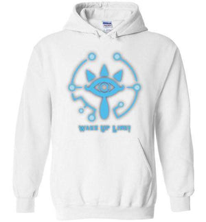 Wake Up Link-Gaming Hoodies-kempo24|Threadiverse