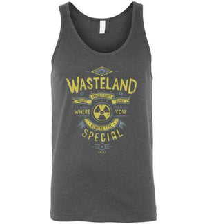 Wasteland Special-Gaming Tank Tops-Typhoonic Artwork|Threadiverse