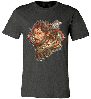 We Are Diamond Dogs-Gaming Shirts-JML2Art|Threadiverse