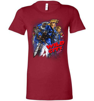 Wild City-Gaming Women's Shirts-Punksthetic Designs|Threadiverse