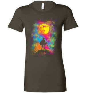 Wild World-Gaming Women's Shirts-Daletheskater|Threadiverse
