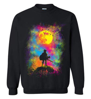 Wild World-Gaming Sweatshirts-Daletheskater|Threadiverse