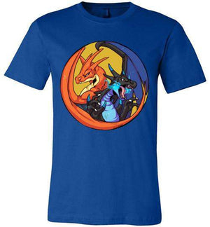 XY Dragons-Gaming Shirts-Ishimi And The Kings|Threadiverse