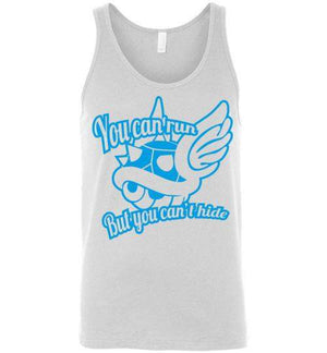 You Can Run-Gaming Tank Tops-DEMONIGOTE|Threadiverse