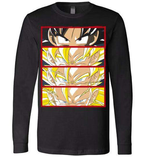 Z Levels-Anime Long Sleeves-Ddjvigo|Threadiverse