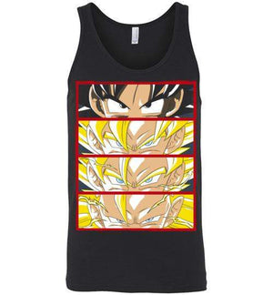 Z Levels-Anime Tank Tops-Ddjvigo|Threadiverse