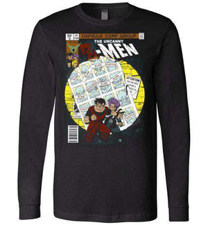 Z Men-Anime Long Sleeves-Ddjvigo|Threadiverse