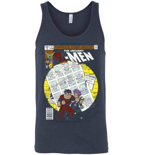 Z Men-Pop Culture Tank Tops-Ddjvigo|Threadiverse