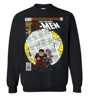 Z Men-Anime Sweatshirts-Ddjvigo|Threadiverse
