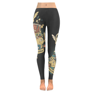 Another world Leggings