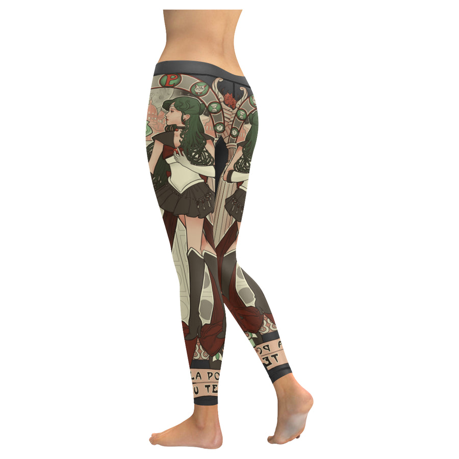 GateKeeper Leggings Flatlock