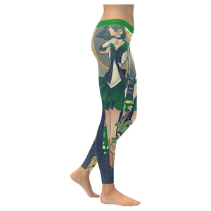 Deep Sea Leggings