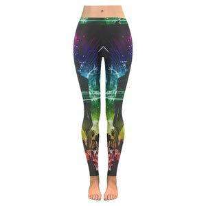 Knockin' On Heaven's Door Leggings