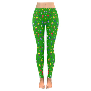 8 Bit Fab Leggings