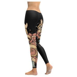 Follow Your Heart Leggings