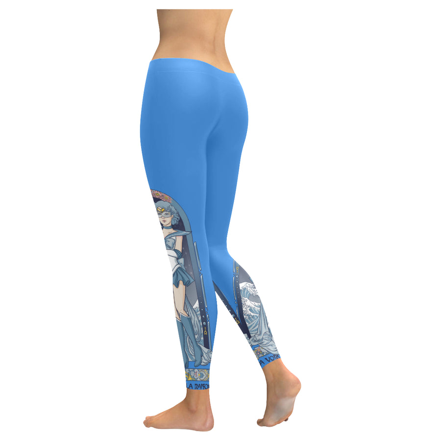Voice Of Reason Leggings Small Duo
