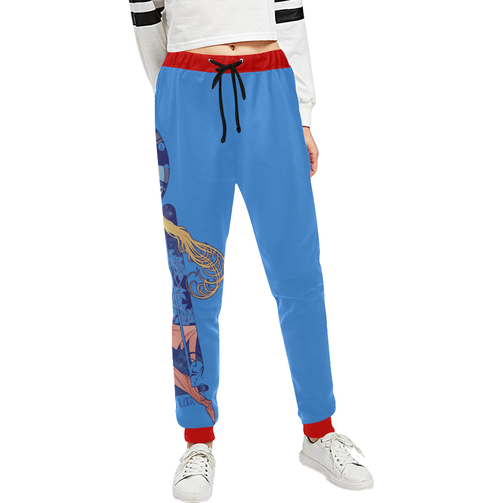 By Moonlight Limited Edition Sweats Women's All Over Print Sweatpants (Model L11)