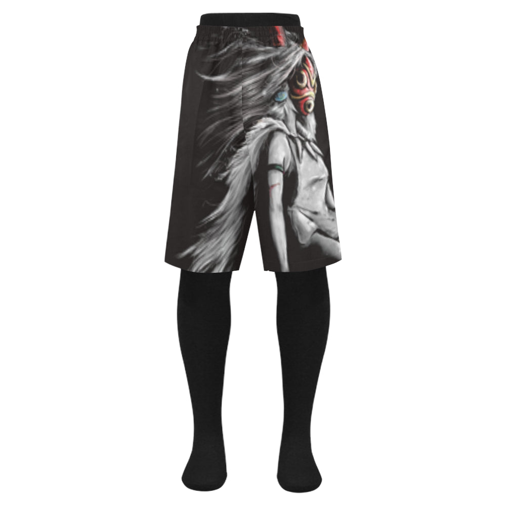 Epic Mononoke Swim Trunks Men's Swim Trunk-Men's Shorts-e-joyer|Threadiverse