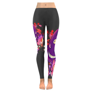 Mega Ghost Leggings