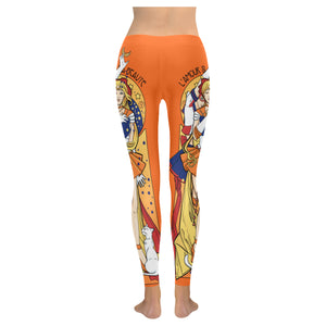 Her Code Name Leggings